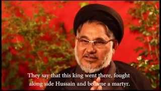 Maulana Hasan Zafar Naqvi on Hussaini Brahmins