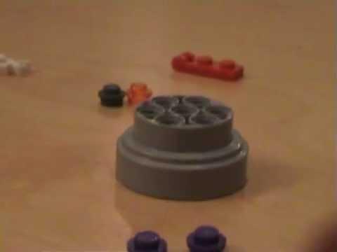 Lego Star Wars - How to build a machine gun