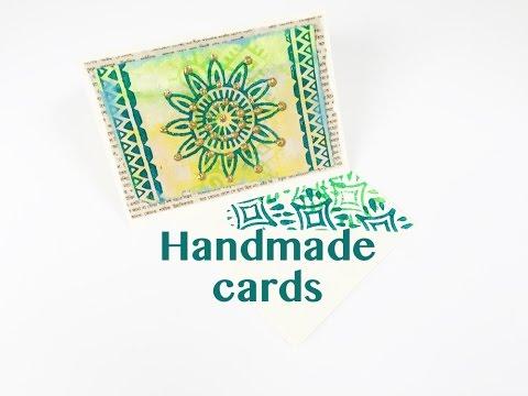 Handmade Cards - Card Making Ideas & Supplies - Jamie Malden