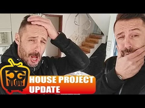 CG New Abandoned House - BIG PROJECT - HARD WORK - CG VLOG #303