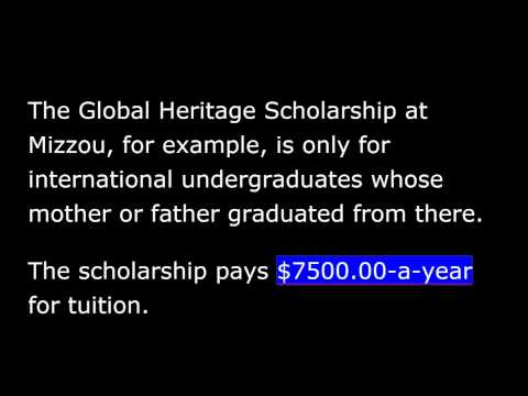 VOA Special English - Studying in America - 22 - More financial aid options - Scholarships -