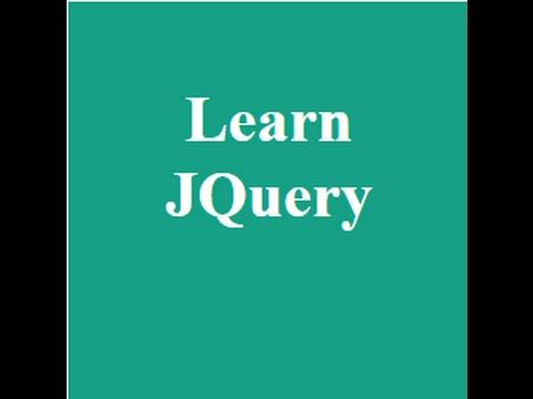 JQuery Focus & Blur effect