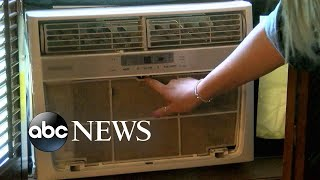 Possible hidden danger of air conditioners