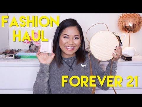 Fashion Haul | Forever 21