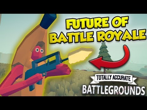 FUTURE OF BATTLE ROYALE GAMES