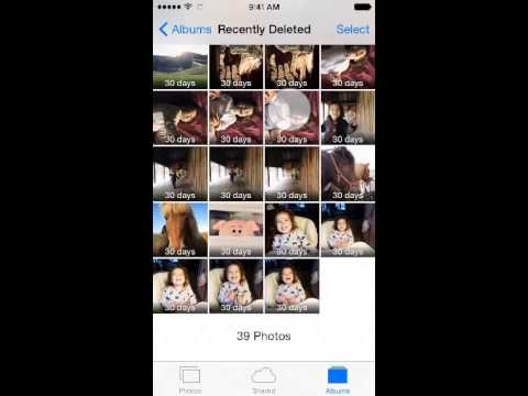 How to delete from the Recently Deleted album on iPhone & iPad