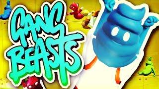 PELEAS EN GRAVEDAD CERO   Gang Beasts (Momentos Divertidos #2)