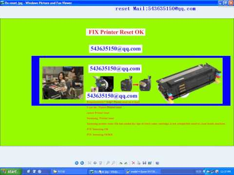 RESET PX730WD resetter Waste ink pad counter