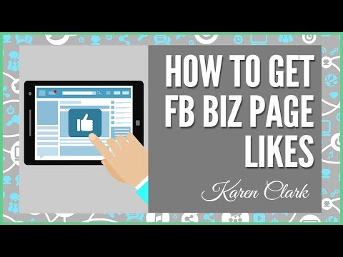 How to Get Likes on Your Facebook Business Page (Friends and Others)