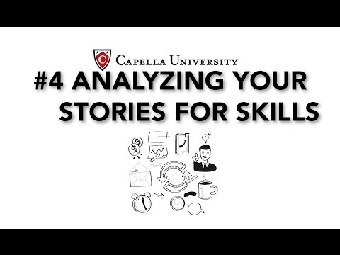 Analyzing Your Stories for Skills