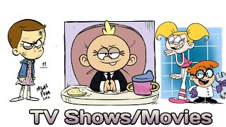The Loud House- TV Shows/Movies (Slideshow)