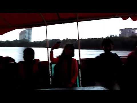 Boating at Lumbini Garden Park Bangalore