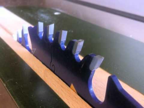 Cutting Plastics on the Table Saw.mp4