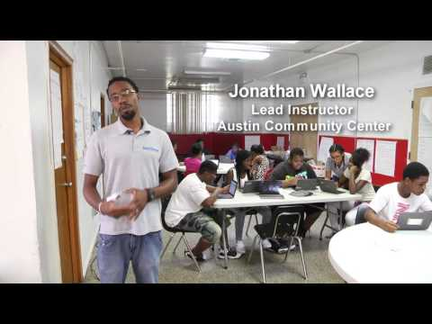 Youth Led Tech 2016-Austin Community Center (Austin)