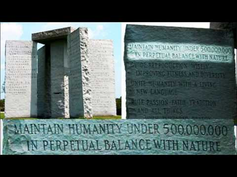 How I Solved the Mystery of the Georgia Guidestones