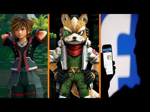 Kingdom Hearts 3 UPDATE + Retro Working On NEXT Star Fox + MORE Facebook Leaks!