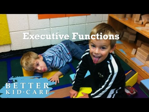 Executive Functions Skills: Foster with Partner-time Play