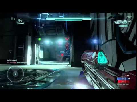 Halo 5 Batter Batter Swing