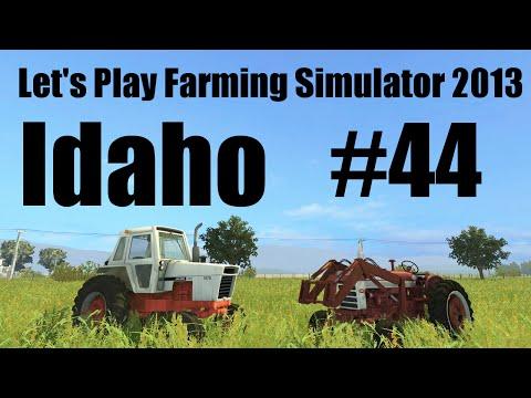 Farming Simulator 2013 S8E44 ony manure