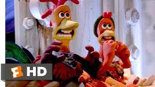 Chicken Run (2000) - The Pie Machine Scene (6/10)   Movieclips