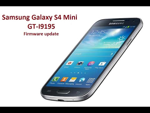How to Flash Samsung Galaxy S4 Mini GT-I9195 100% done odin tool by Smart Phone Help