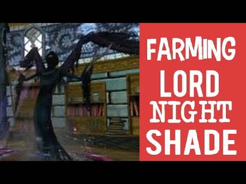 Farming Lord Nightshade! - How to get free wizard101 mounts