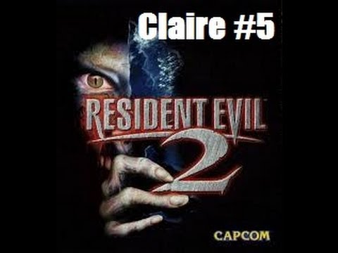 Resident Evil 2 Claire Part 5 Stone Tablets