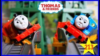 Thomas and Friends THE GREAT RACE #213 Trackmaster Thomas Train for Kids|Thomas & Friends Toy Trains