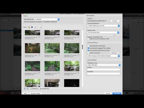 Photoshop Elements Importing Pictures