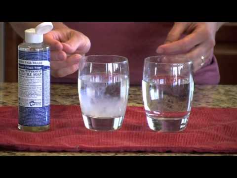 Testing for Water Hardness