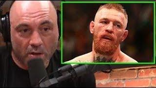 Joe Rogan - Why Conor McGregor Gasses Out In Fights