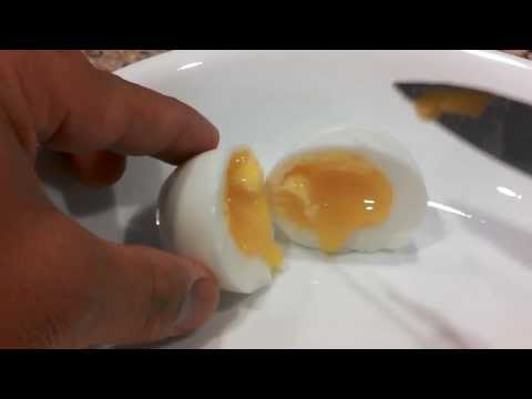 How To Make Soft Boiled Eggs in 6.5 Minutes
