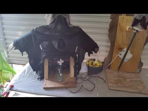 Animated Halloween Props