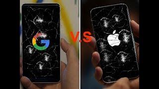 iphone X vs pixel 2    Durability,camera,battery,processor and sensor compare   Compare Hub