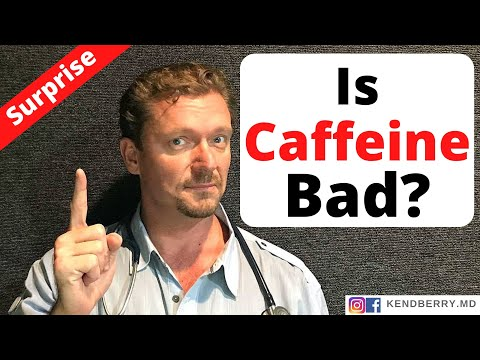 Is Caffeine Bad For You? Another Thing the AHA Got Wrong...