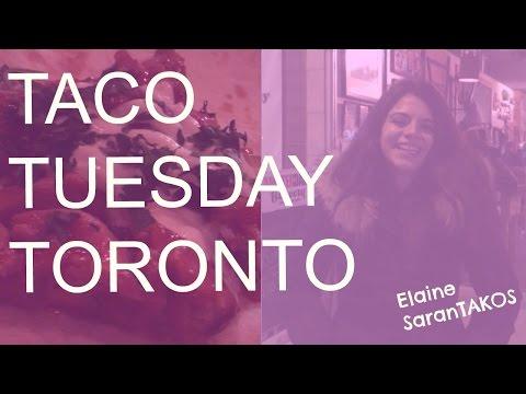 Taco Tuesday in Toronto | Elaine Takos