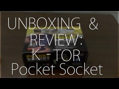 Unboxing & Review : K-TOR Pocket Socket