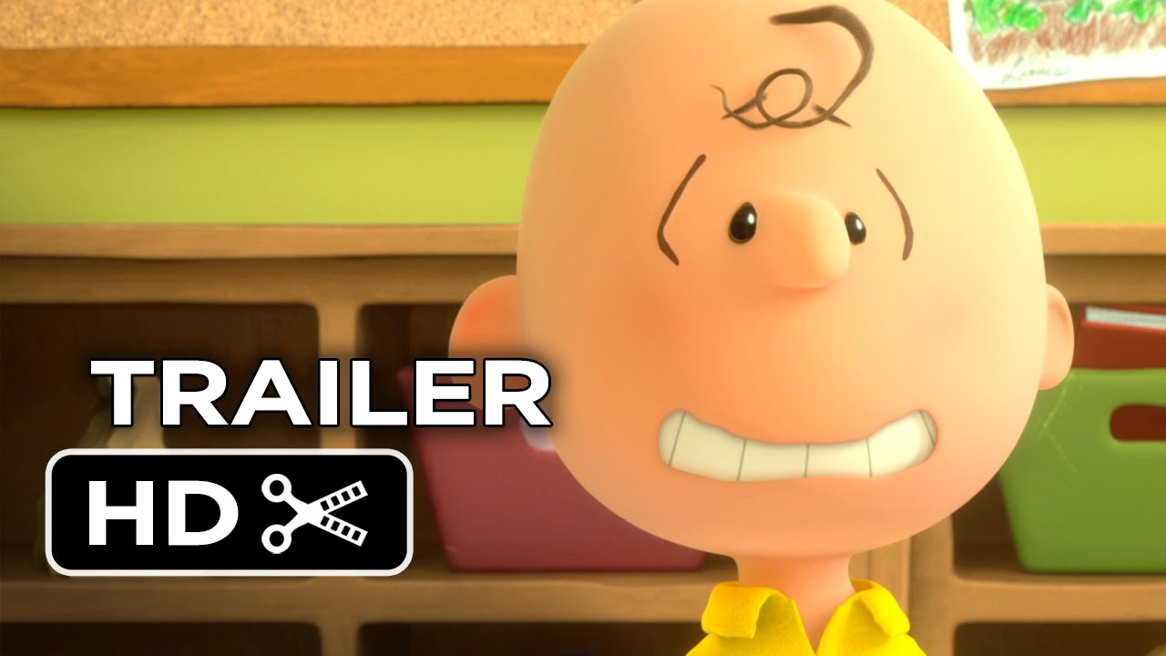 The Peanuts Movie Official Trailer #1 (2015) - Animated Movie HD