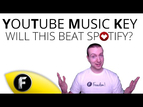 YouTube Music Key ► Better than Spotify?