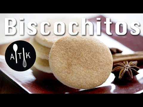 Amoretti: How to make Biscochitos