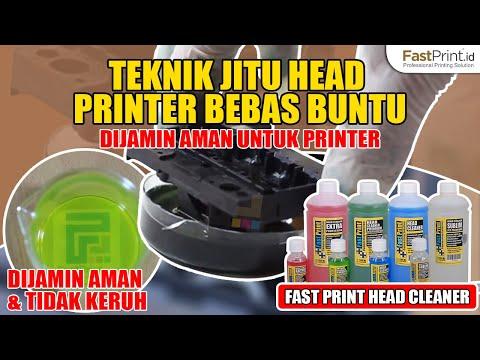 4 Solusi Praktis Mengatasi Kebuntuan Head Printer Anda | Head Cleaner Fast Print