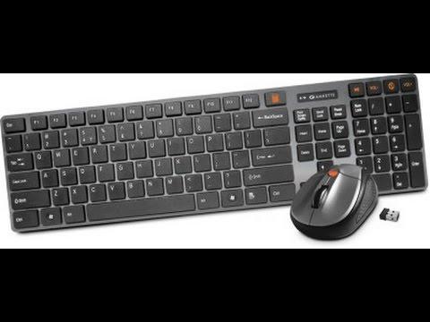 [Hindi - हिन्दी] Amkette Optimus Wireless Keyboard & Mouse Combo Unboxing