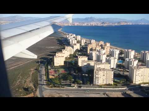 Flug Ibiza-Alicante 20160106