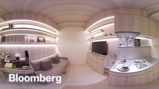 Tour a $500,000 Microflat in 360
