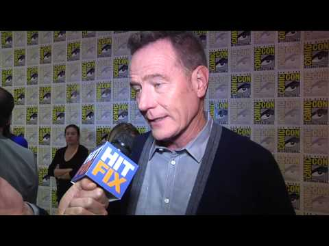 Bryan Cranston on 'Godzilla' and what excited him about the project