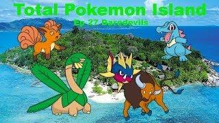 """Total Pokemon Island Ep 27 """"Daredevils"""""""