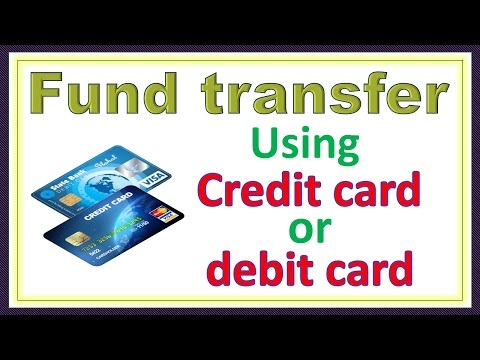 Send Money to Bank Account Using Debit Card and Credit Card (Hindi)