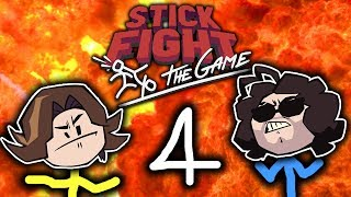 Stick Fight: This Is Skills - Part 4 - Game Grumps Vs