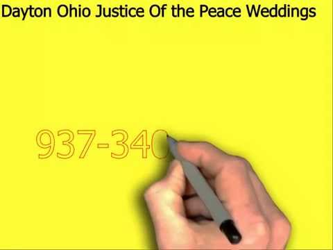 Dayton Ohio Justice of the Peace Weddings| (937) 999-1770
