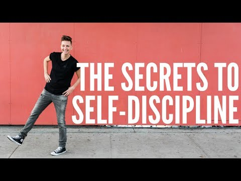 HOW TO DEVELOP SELF-DISCIPLINE IN LIFE AND BUSINESS